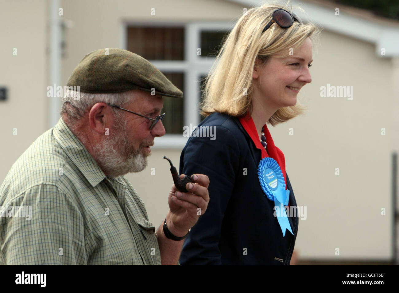 2010 General Election campaign Apr 29th - Stock Image