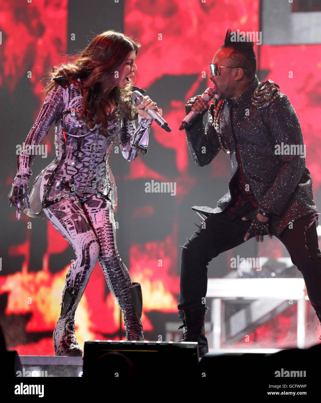 Black Eyed Peas In Concert London