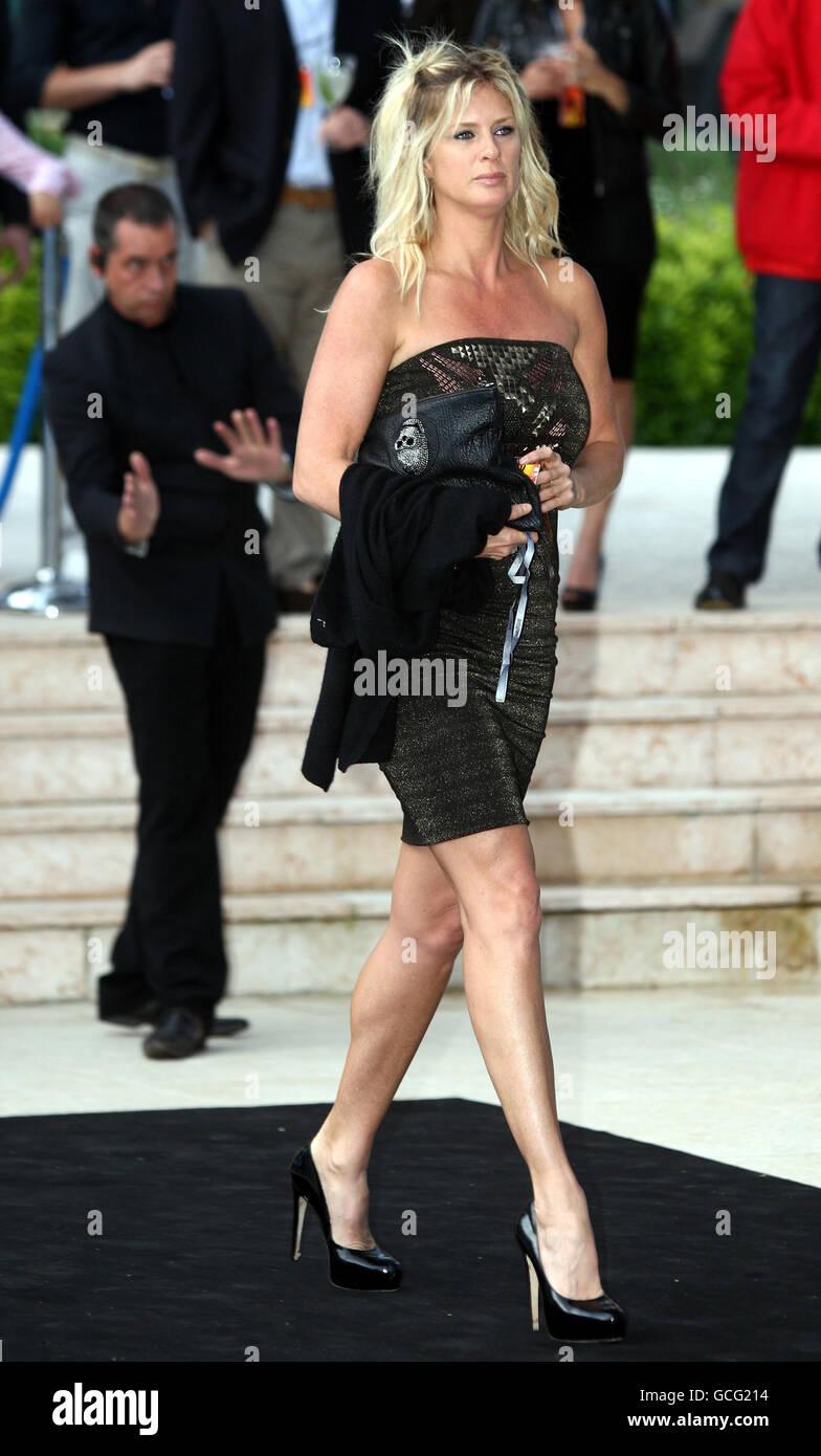 Formula One Motor Racing - Monaco Grand Prix - Amber Lounge Fashion Show - Monte Carlo - Stock Image
