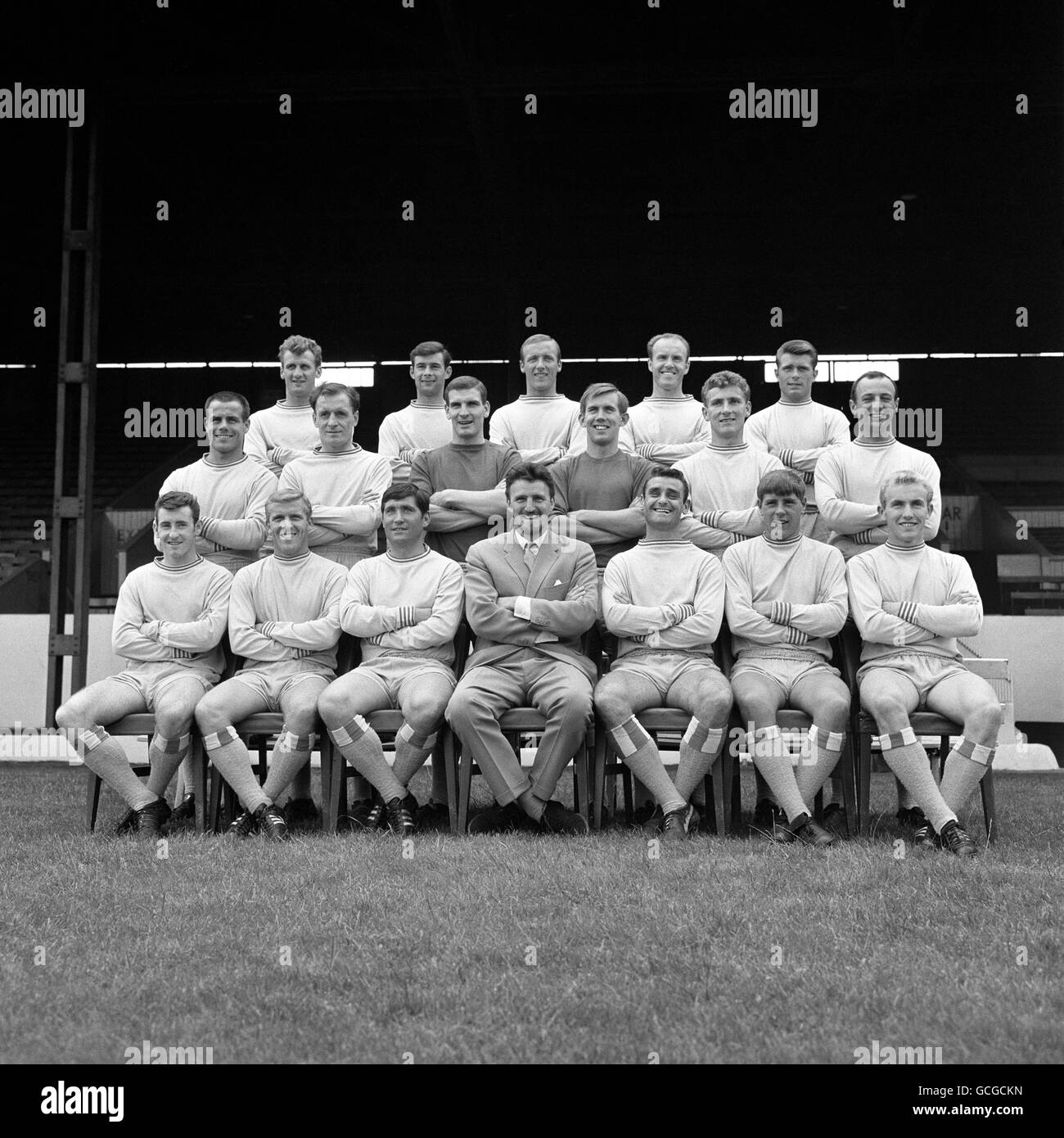 Soccer - League Division Two - Coventry City Photocall - Highfield Road Stadium - Stock Image