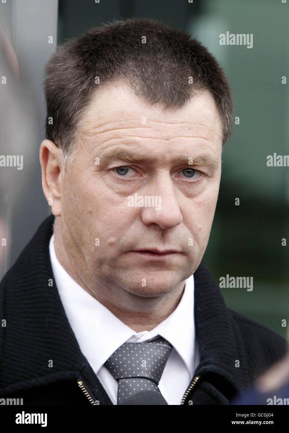 John Tomlinson court hearing Stock Photo