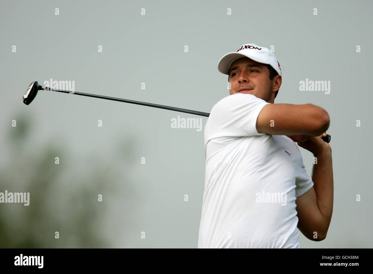 Golf - The Celtic Manor Wales Open 2010 - Round Three - The Celtic Manor Resort - Stock Image