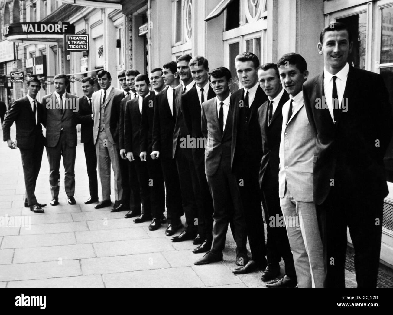 Cricket - Australia in British Isles 1968 - portraits - London Stock Photo