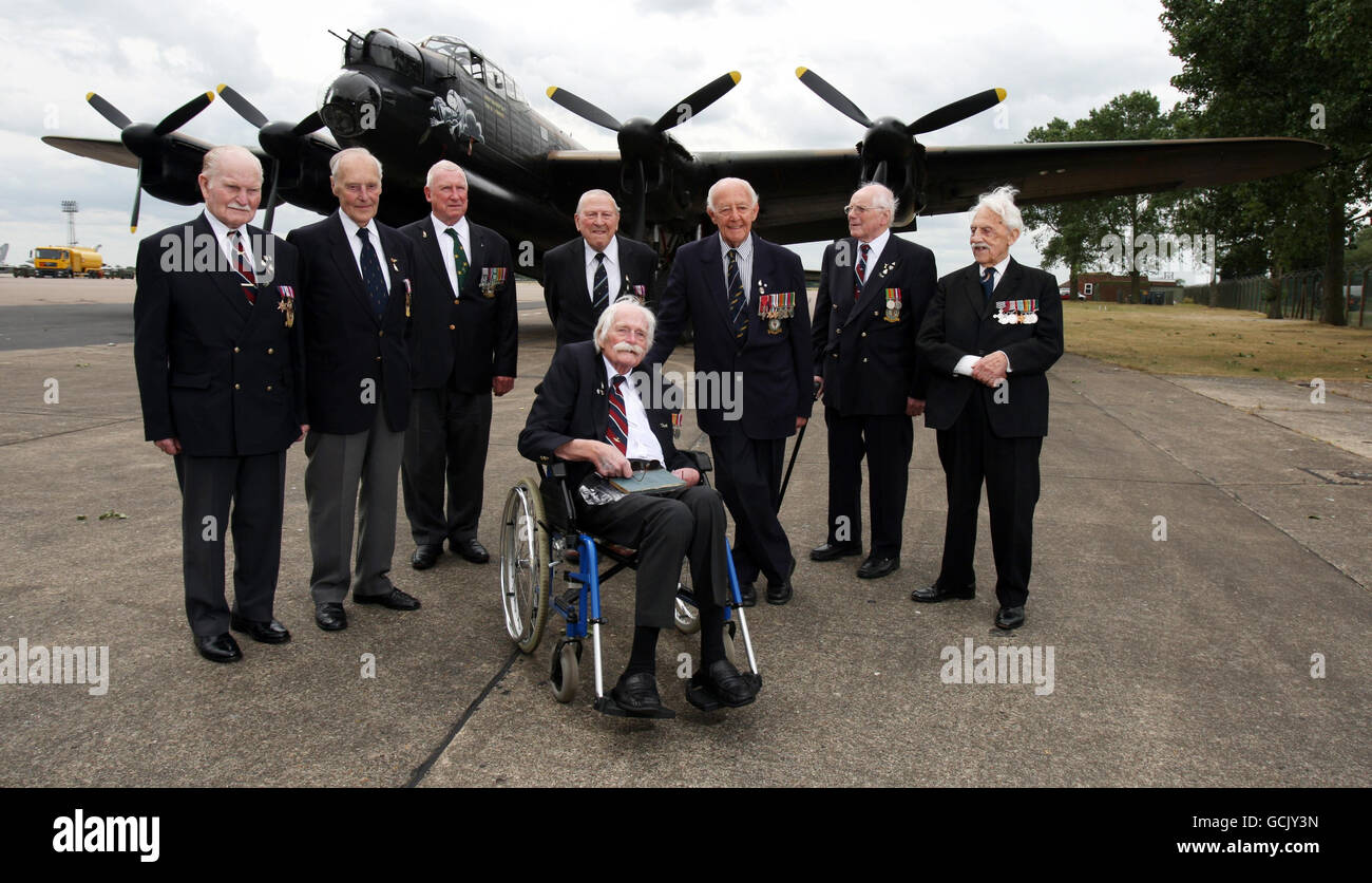 Wing Commander Jim Flint High Resolution Stock Photography And Images Alamy