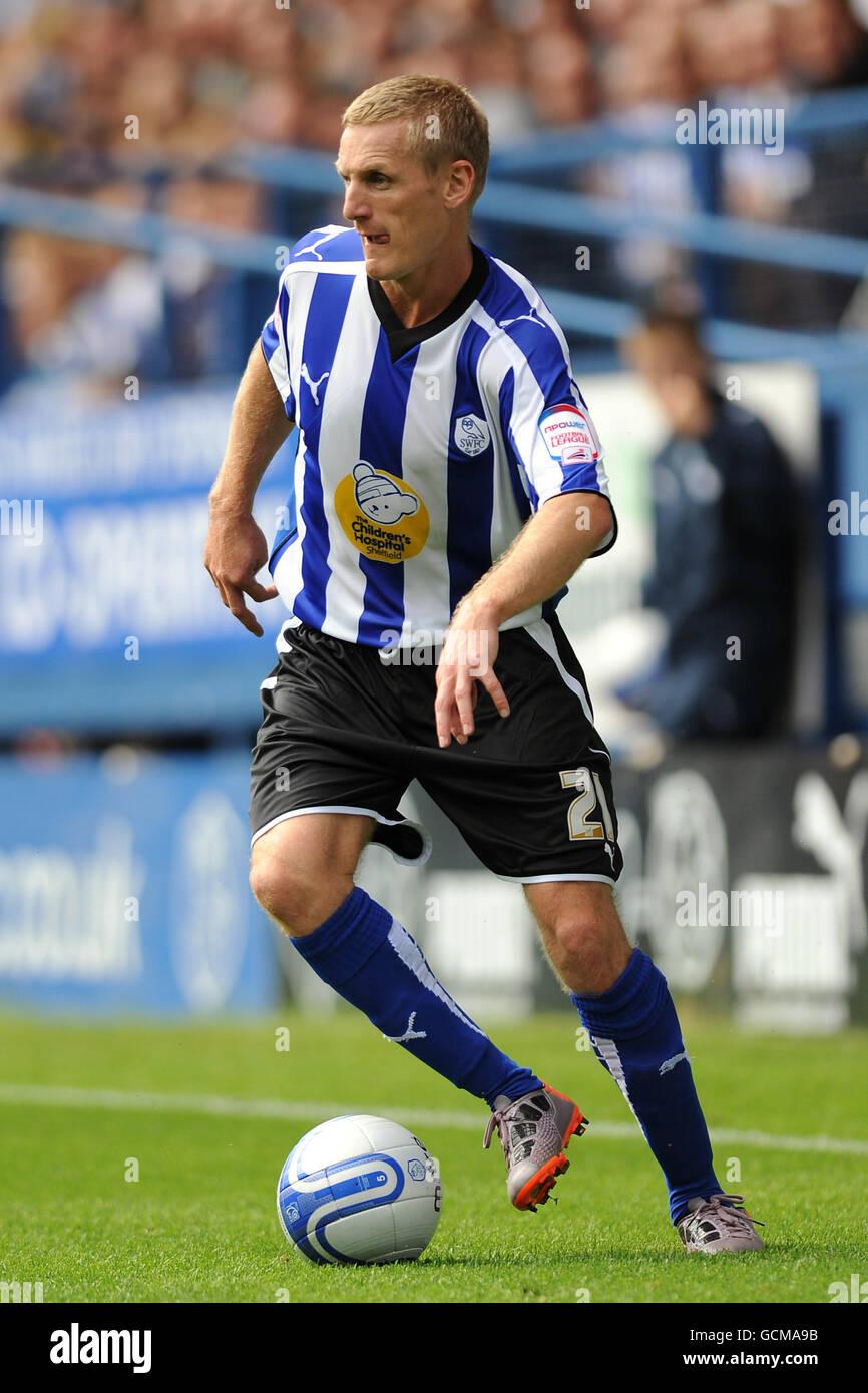 Soccer - npower Football League One - Sheffield Wednesday v Dagenham & Redbridge - Hillsborough - Stock Image