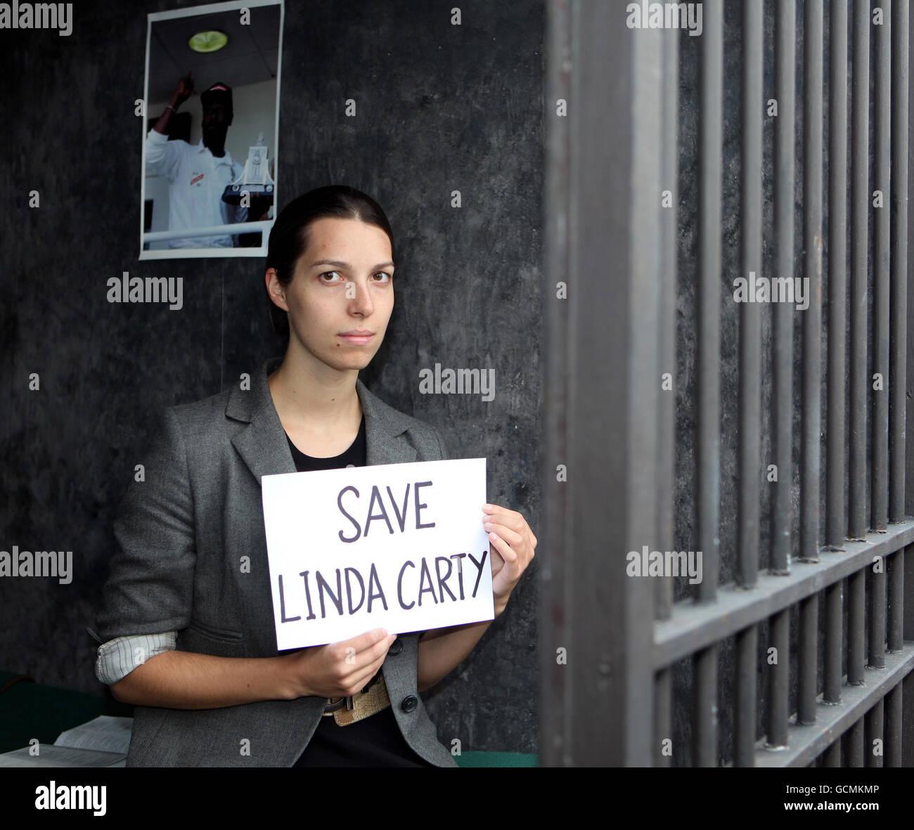 Linda Carty Stock Photo