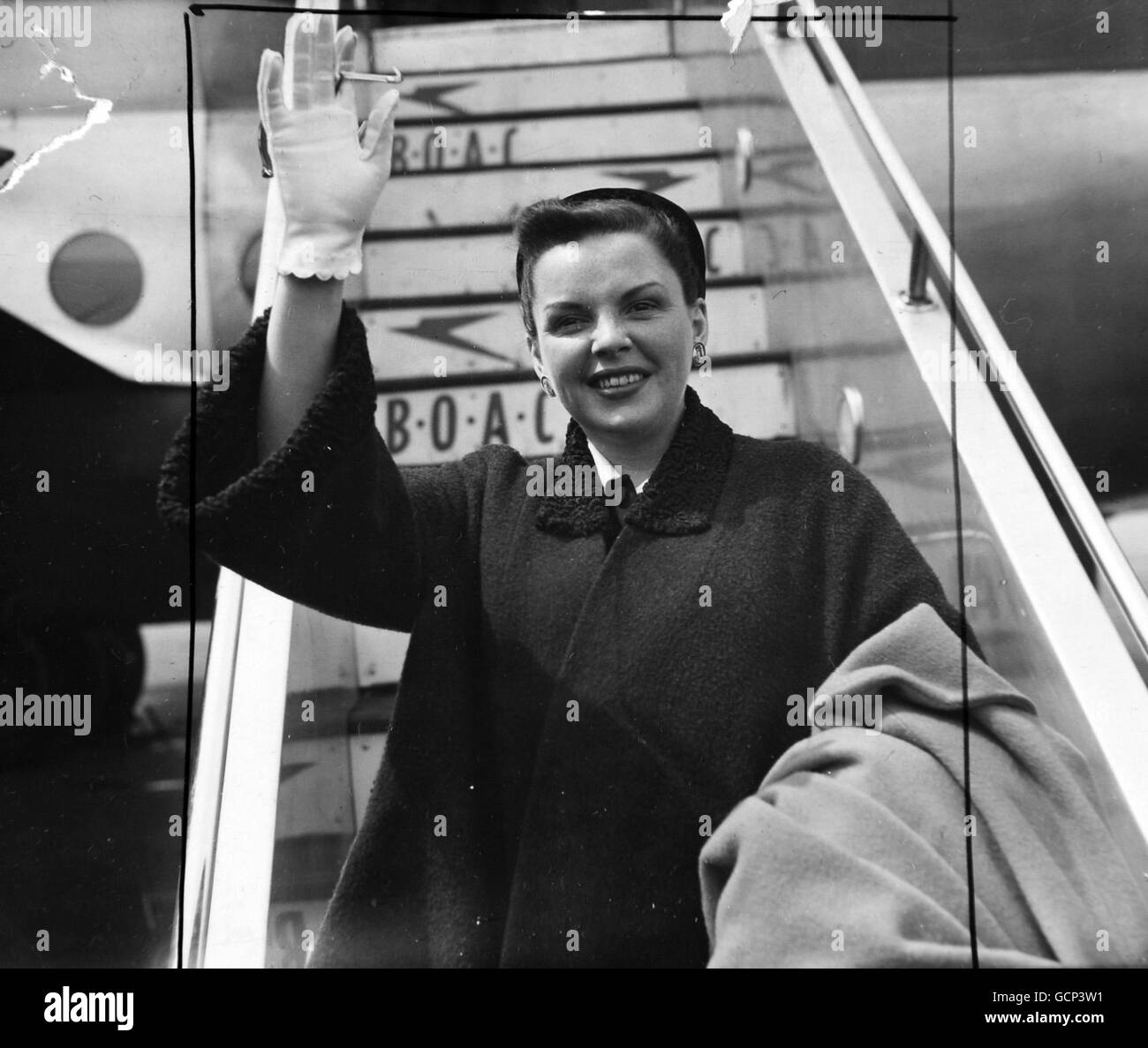 Entertainment - Judy Garland - London - Stock Image