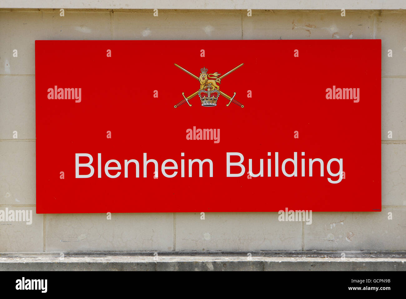 44m Headquarters For The British Armys Land Forces In