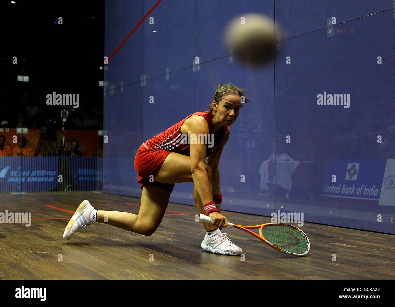 Sport - 2010 Commonwealth Games - Day Five - Delhi - Stock Image