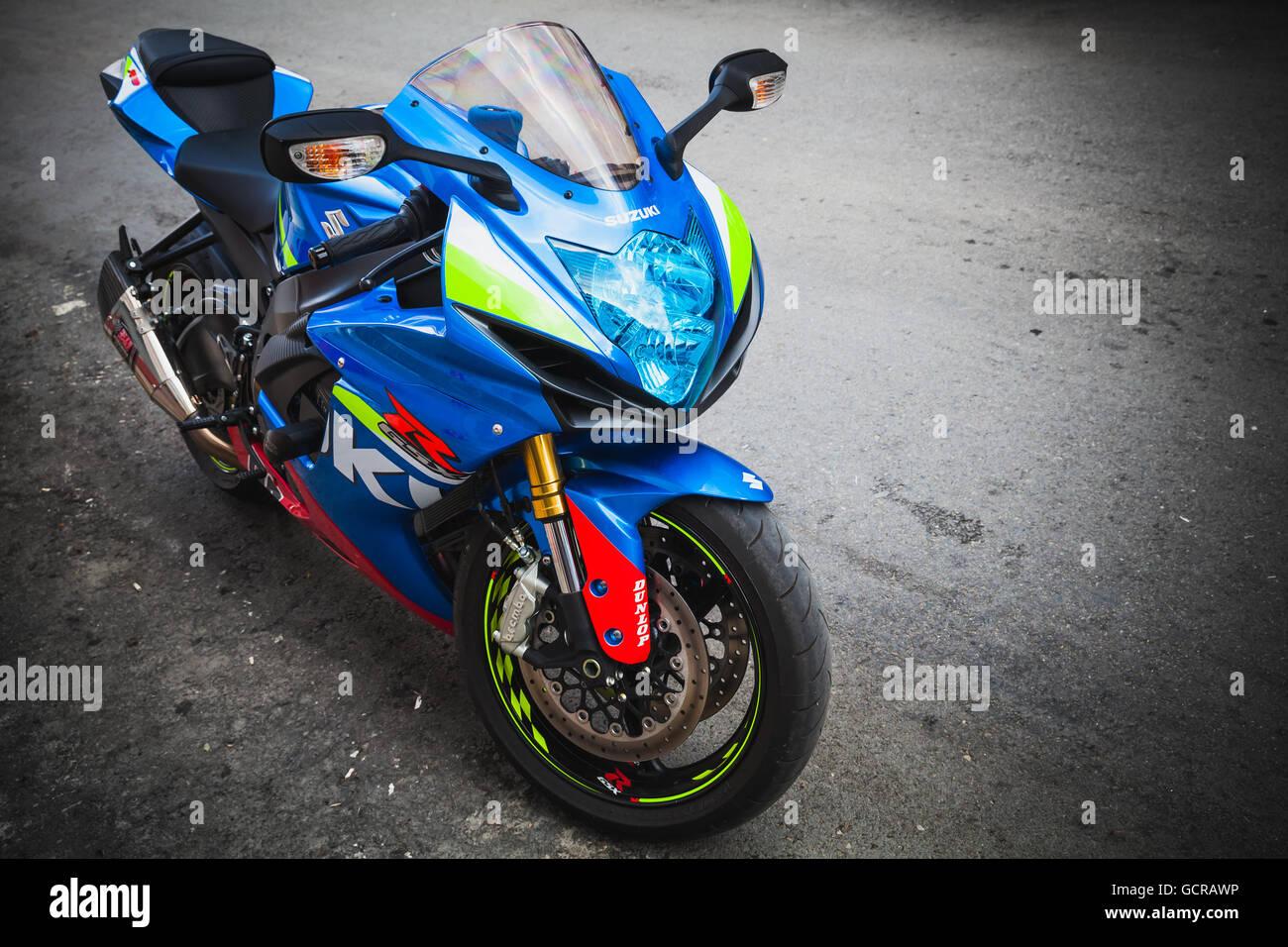 1000cc Motorcycle Stock Photos & 1000cc Motorcycle Stock