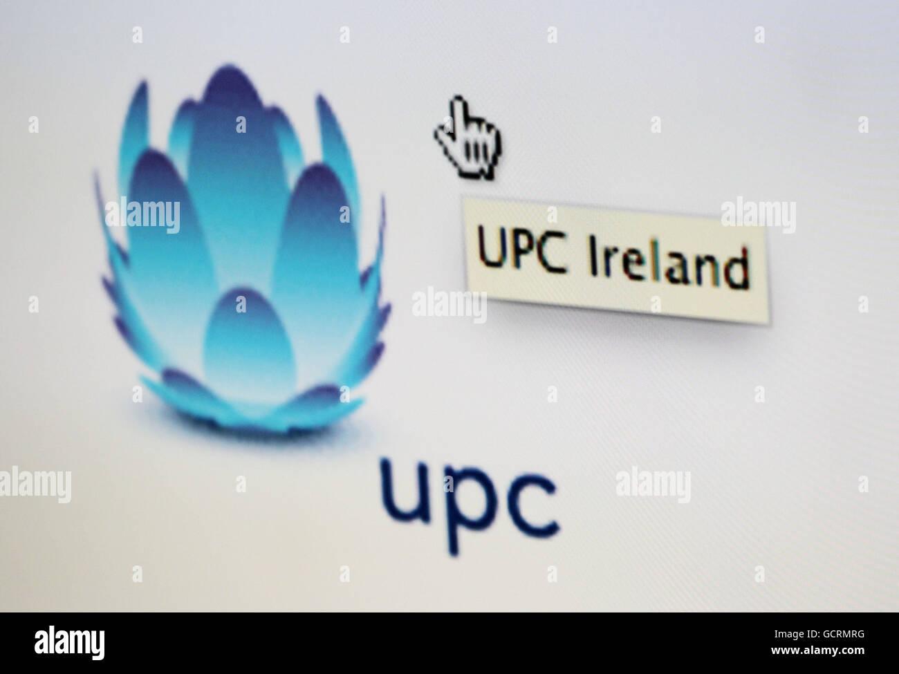 Irish music piracy - Stock Image