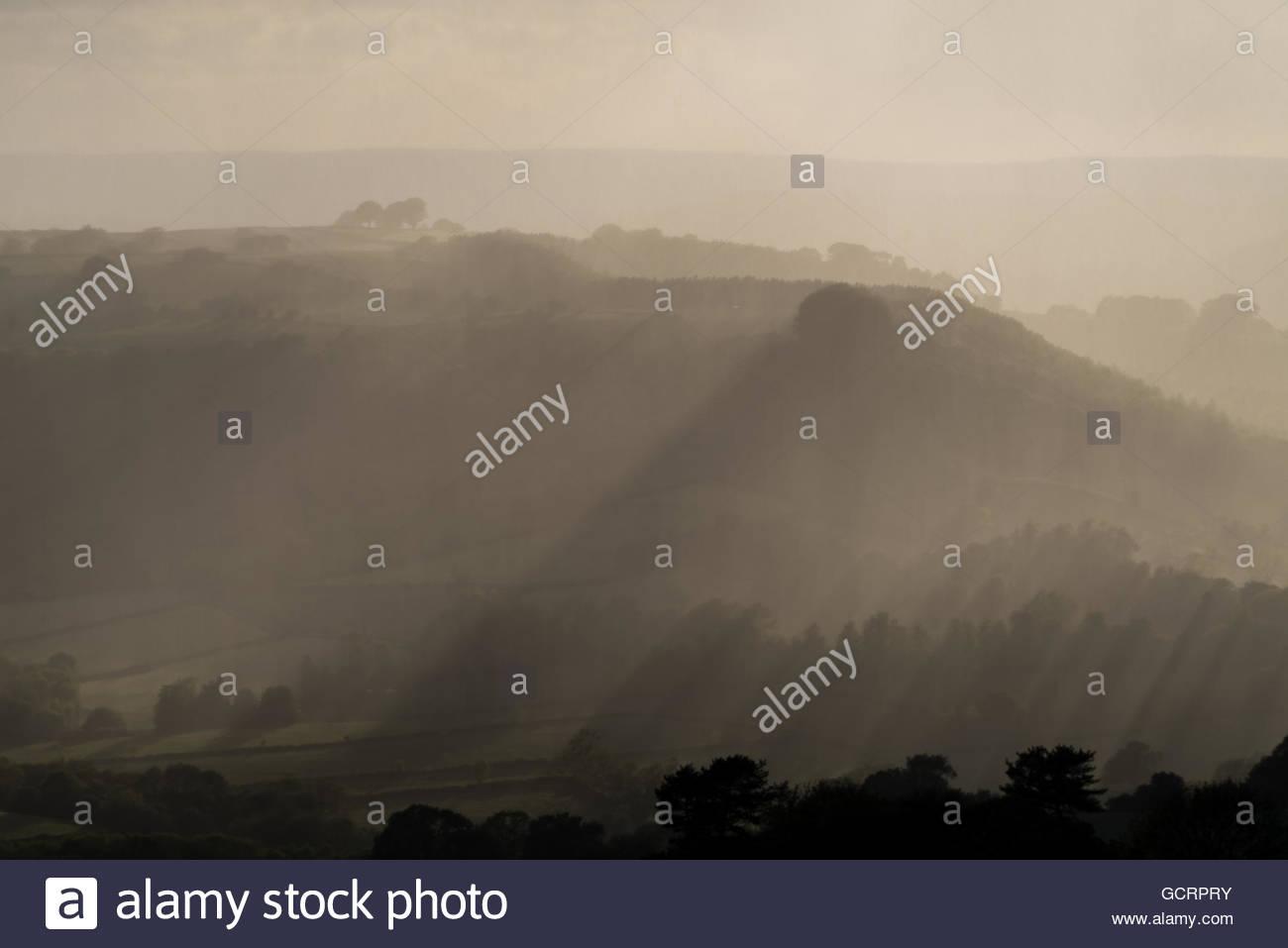 Alport Heights Weather - Stock Image