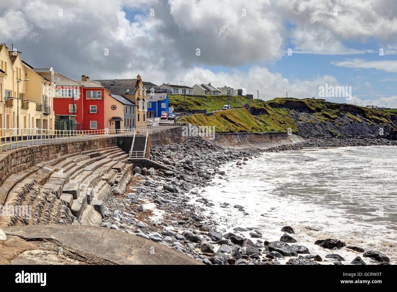Lahinch, Ireland - Stock Image