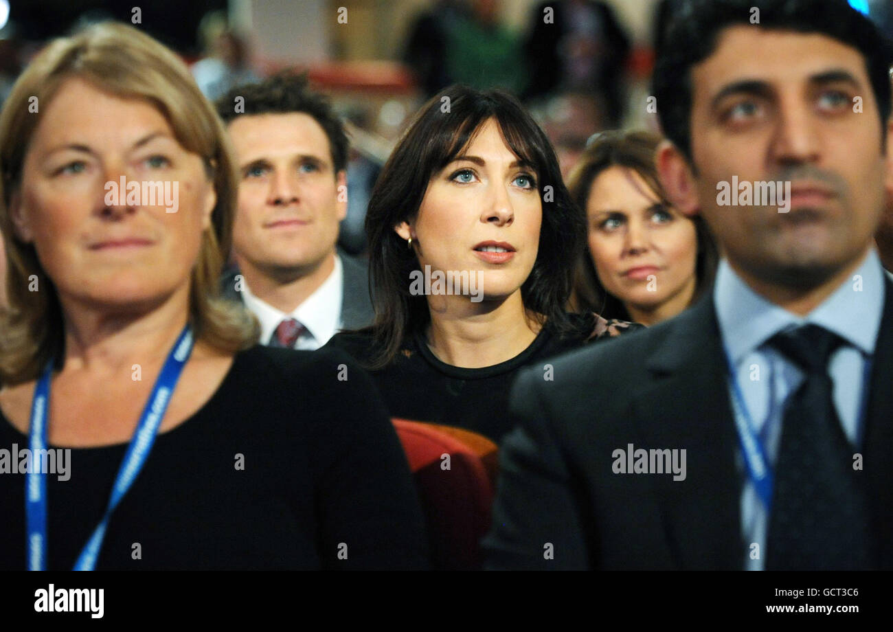 Conservative Party Annual Conference - Stock Image