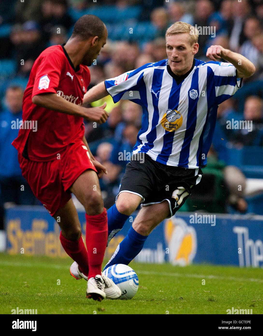 Soccer - npower Football League One - Sheffield Wednesday v Leyton Orient - Hillsborough Stock Photo
