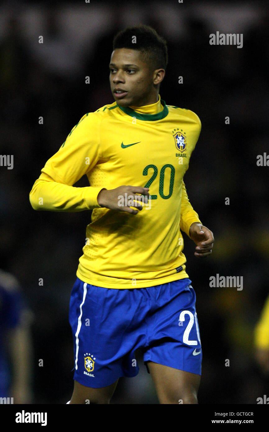 068361d2d9 ... Andre Felipe Ribeiro de Souza. R1JJE9 (RM). Soccer - International  Friendly - Ukraine v Brazil - Pride Park Stadium - Stock Image