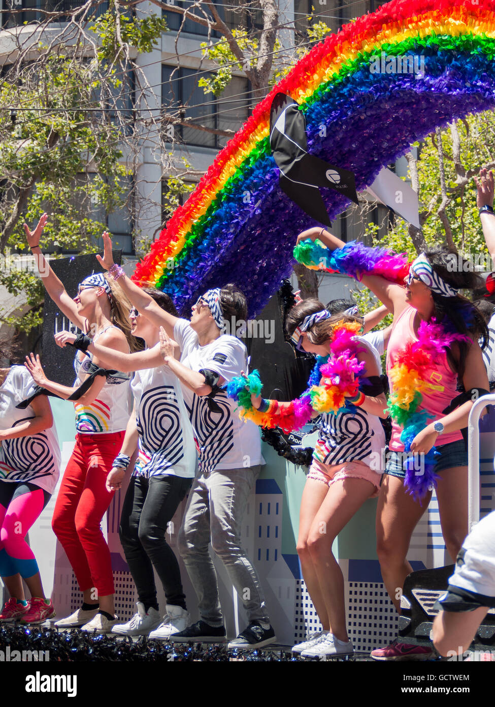 sf gay parade