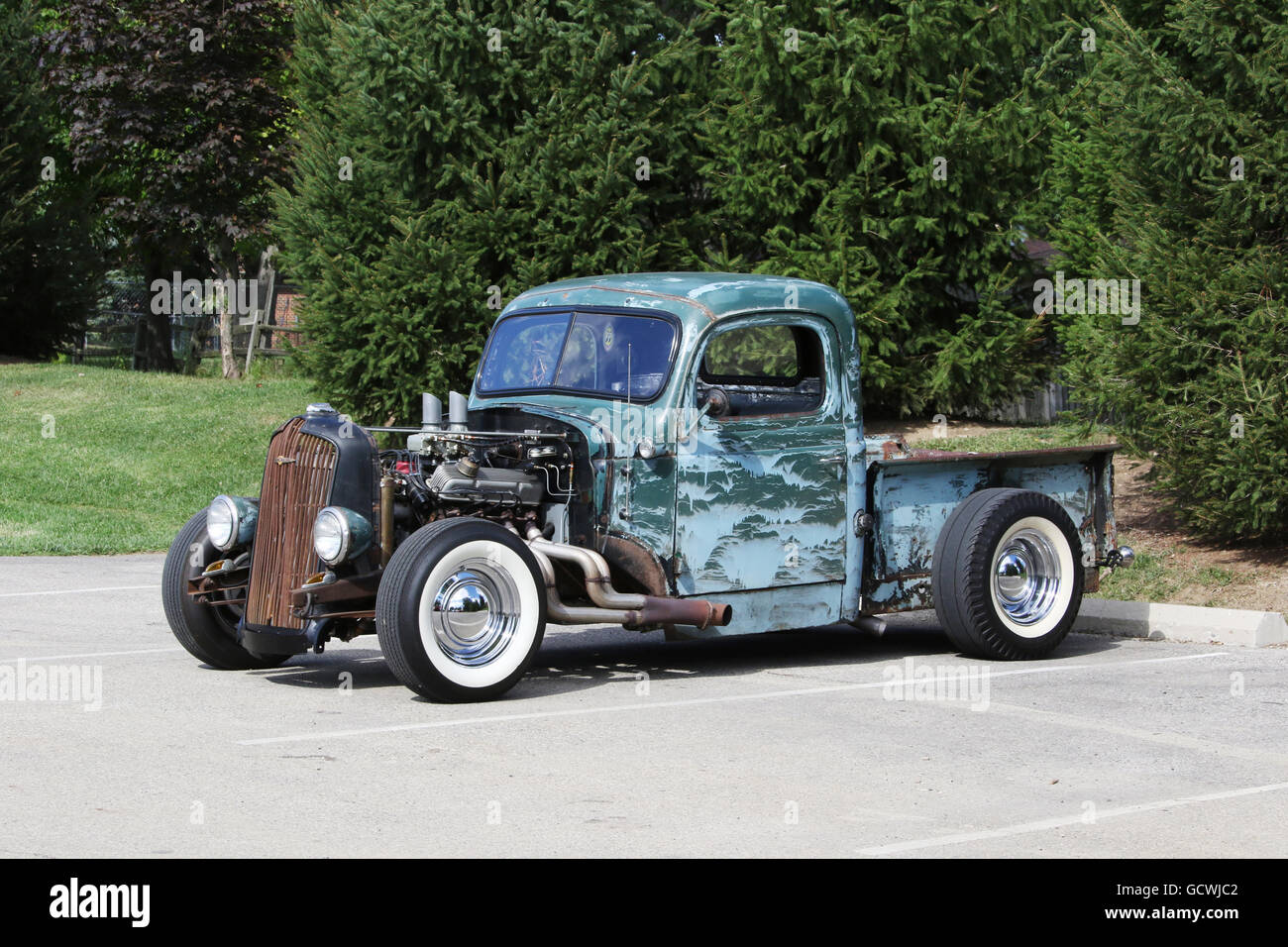 Rat Rod High Resolution Stock Photography And Images Alamy