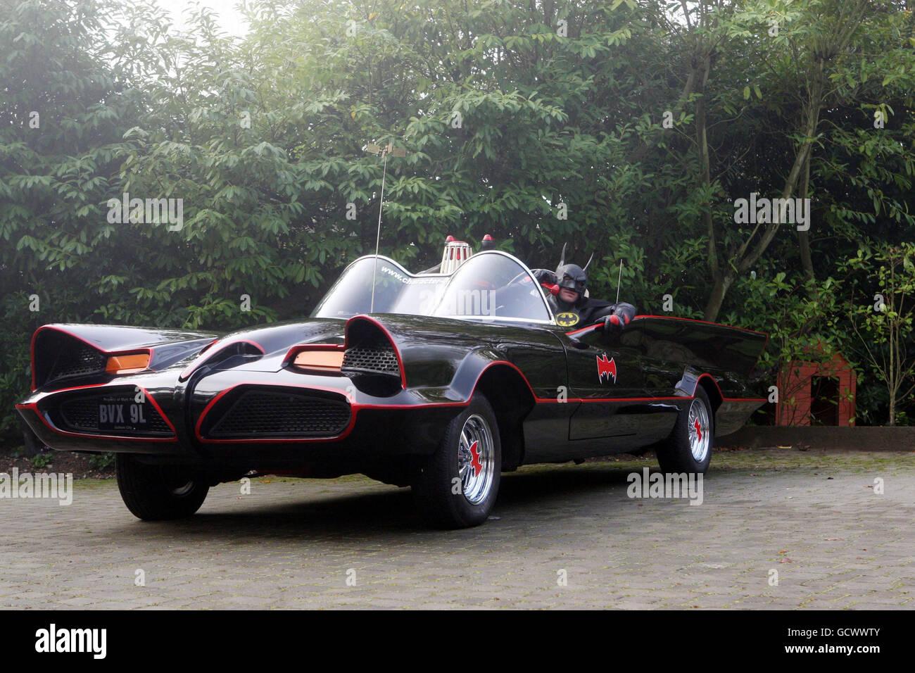 Bat Mobile Stock Photos & Bat Mobile Stock Images - Alamy