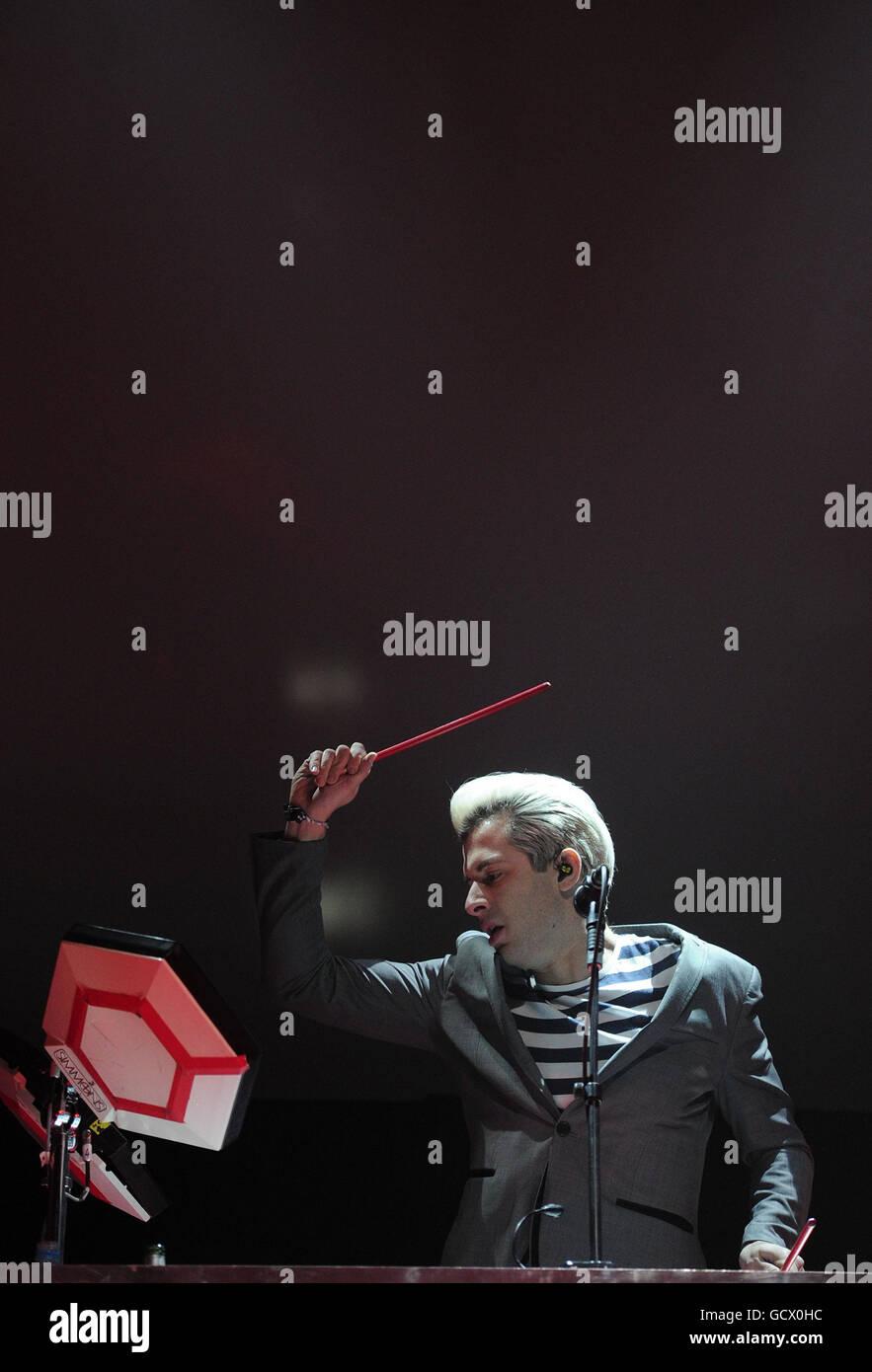 Amex My Live Story - London - Stock Image