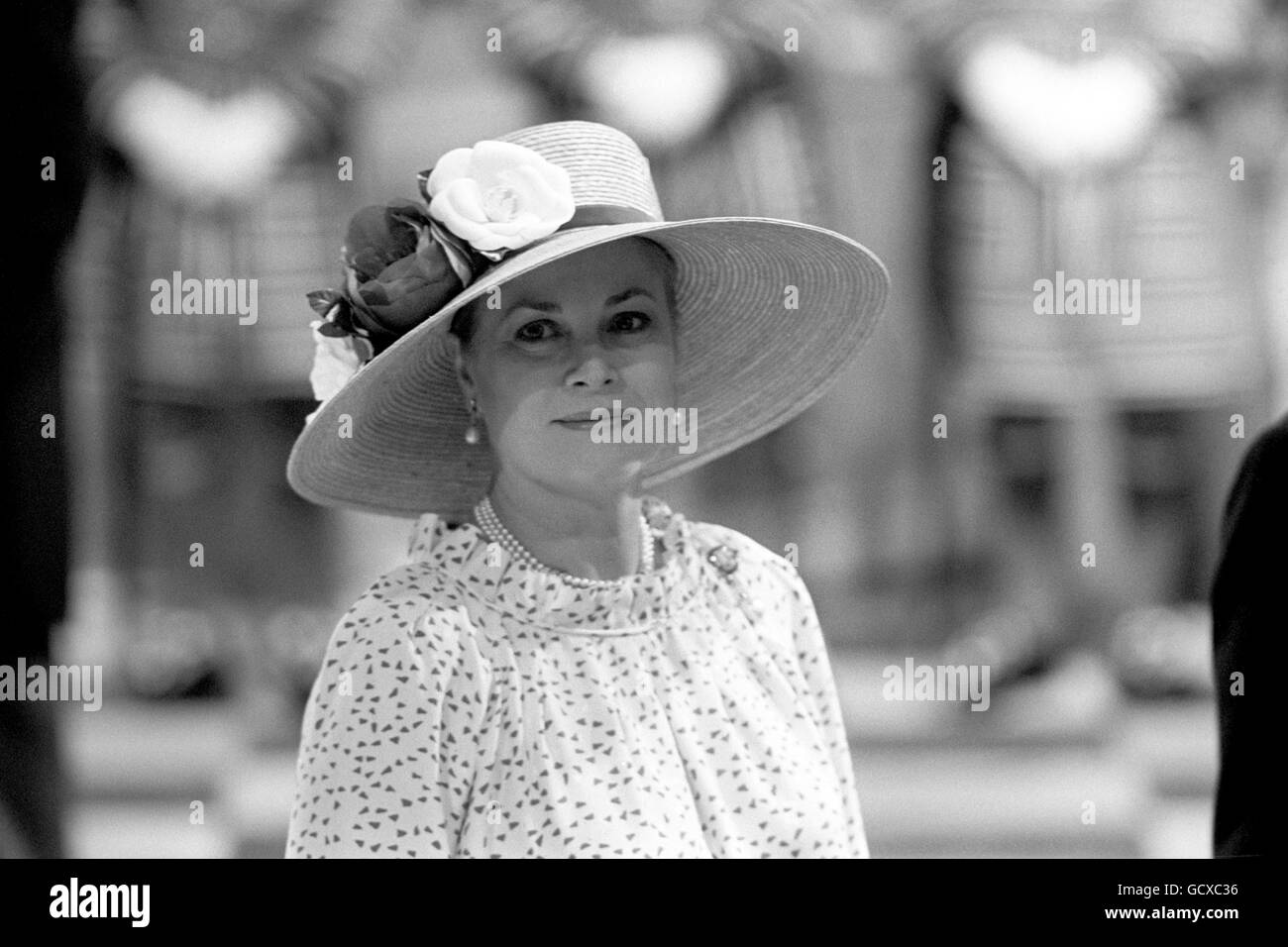 Royalty - Prince of Wales and Lady Diana Spencer Wedding - London - Stock Image