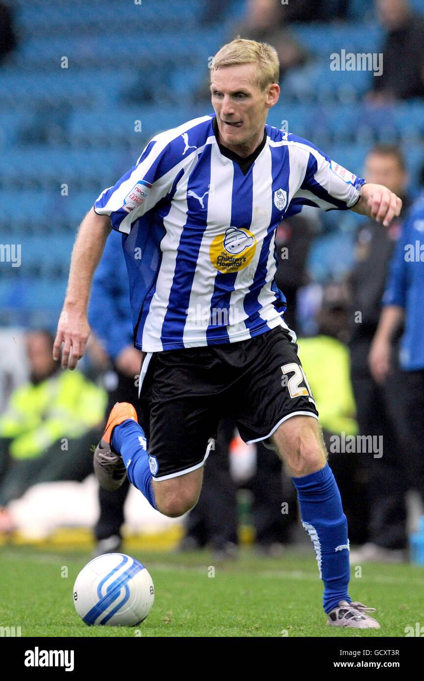 Soccer - npower Football League One - Sheffield Wednesday v Leyton Orient - Hillsborough - Stock Image