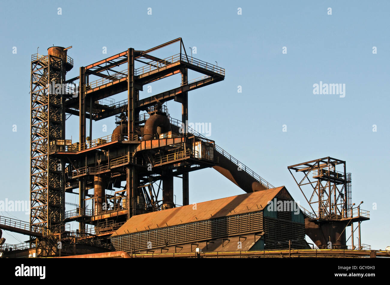 Iron Furnaces Stock Photos & Iron Furnaces Stock Images - Alamy