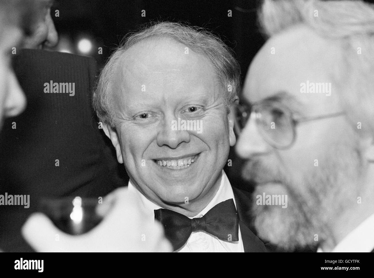 Edward D. Hoch, center, and  Otto Penzler. - Stock Image