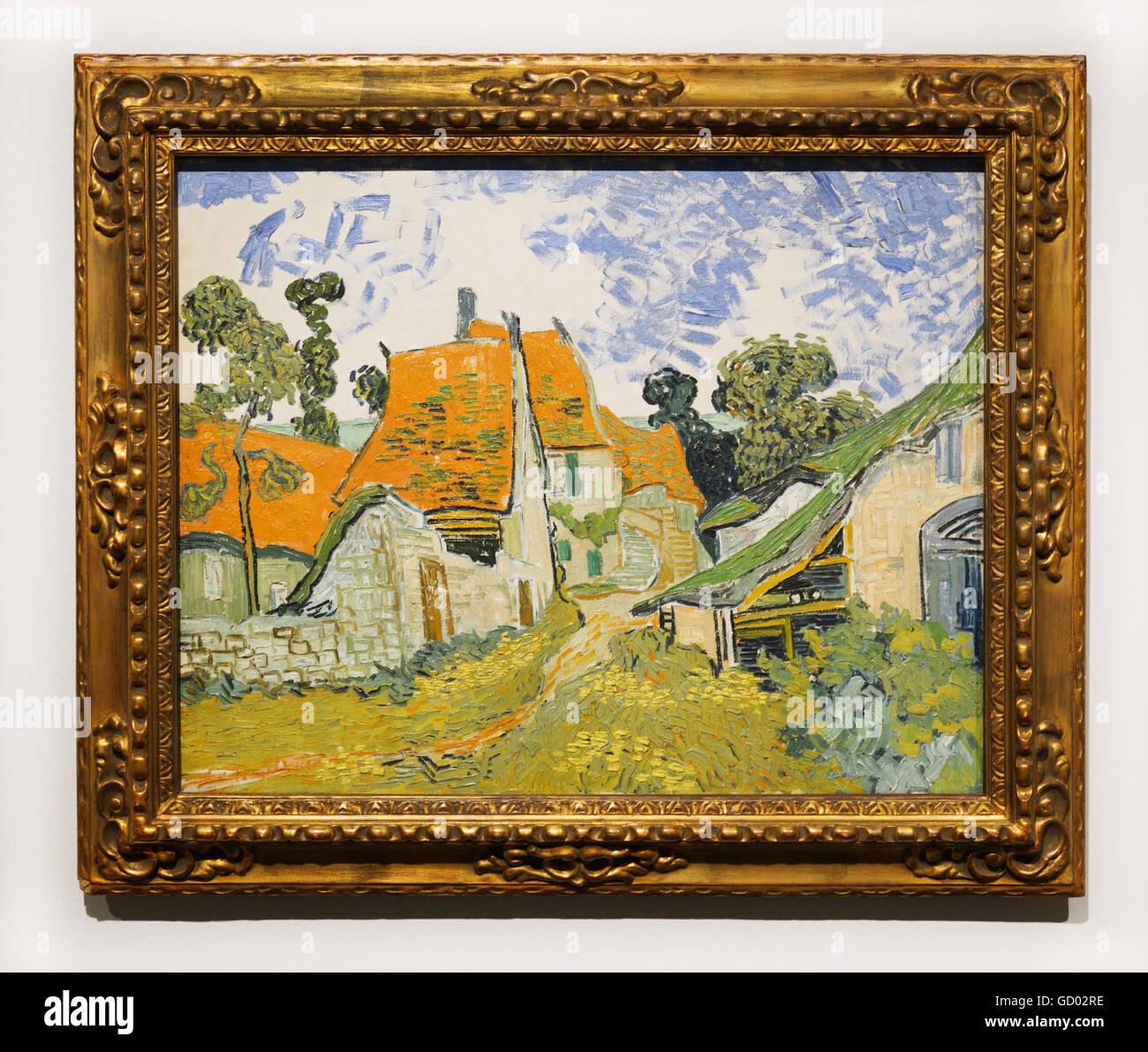 Van Gogh On Wall Stock Photos & Van Gogh On Wall Stock Images - Alamy