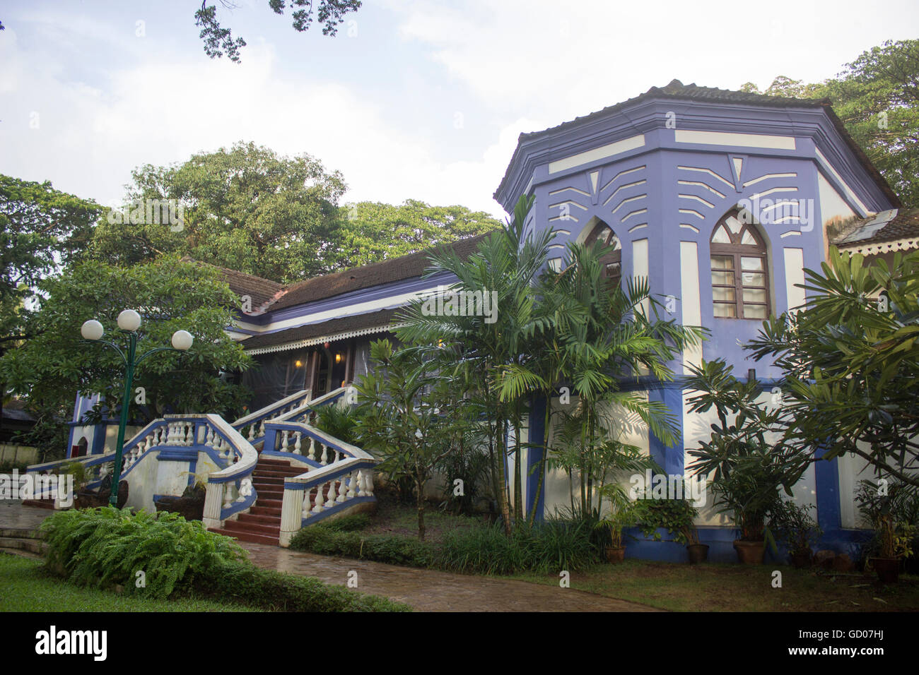 Sunapranta the place and seat of art and play in Panjim one of the best places for performing art - Stock Image