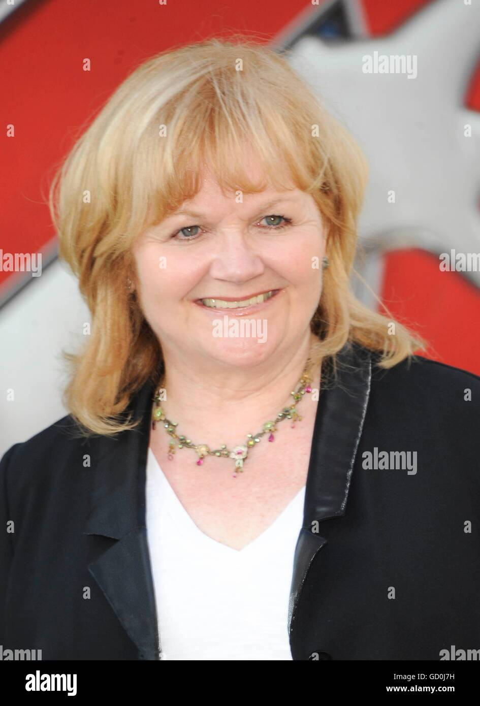 Los Angeles, CA, USA. 9th July, 2016. Lesley Nicol at arrivals for GHOSTBUSTERS Premiere, TCL Chinese 6 Theatres - Stock Image
