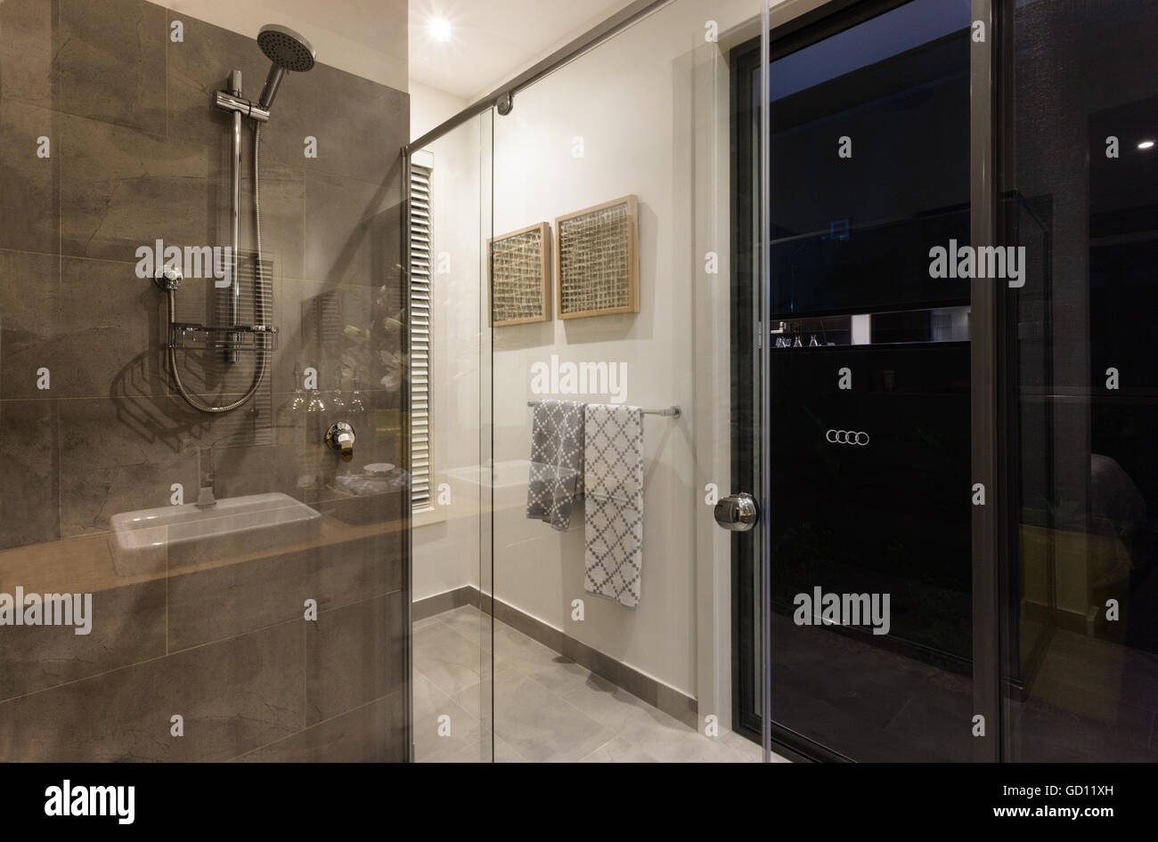Shower Area Stock Photos & Shower Area Stock Images - Alamy