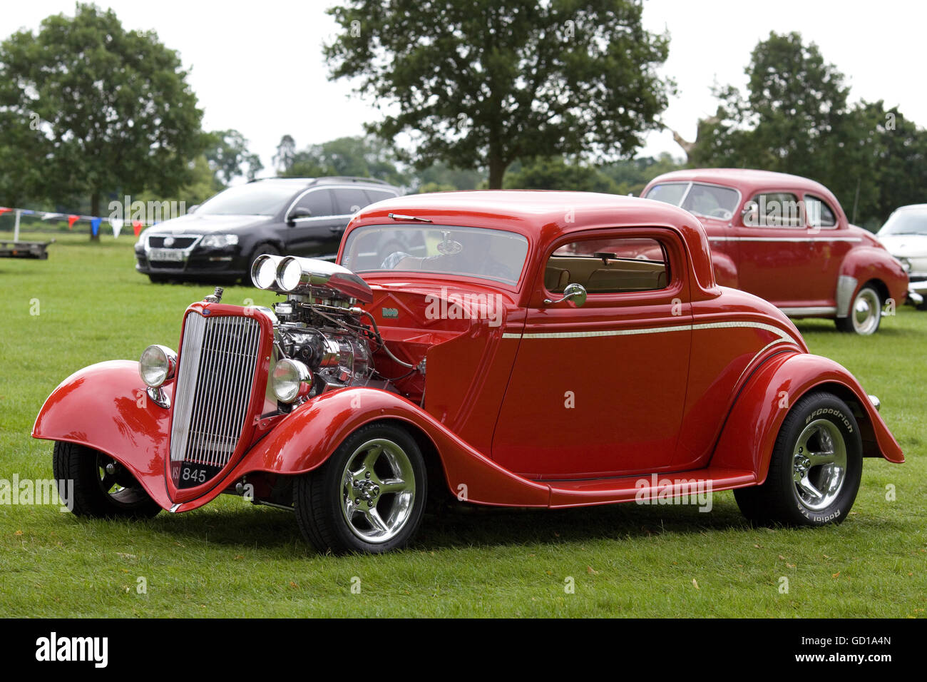 1932 Ford 3 Window Coupe Stock Photos Fuel Filter Hot Rod Image