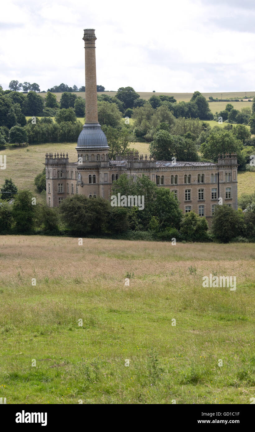 Bliss Mill Chipping Norton Cotswolds UK - Stock Image