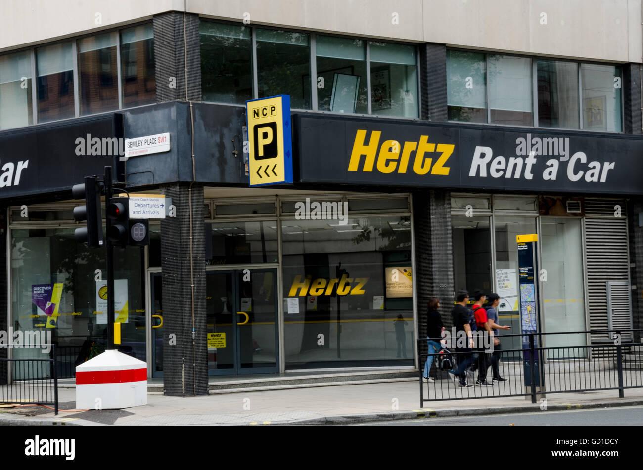 Hertz Rent A Car Reading Uk