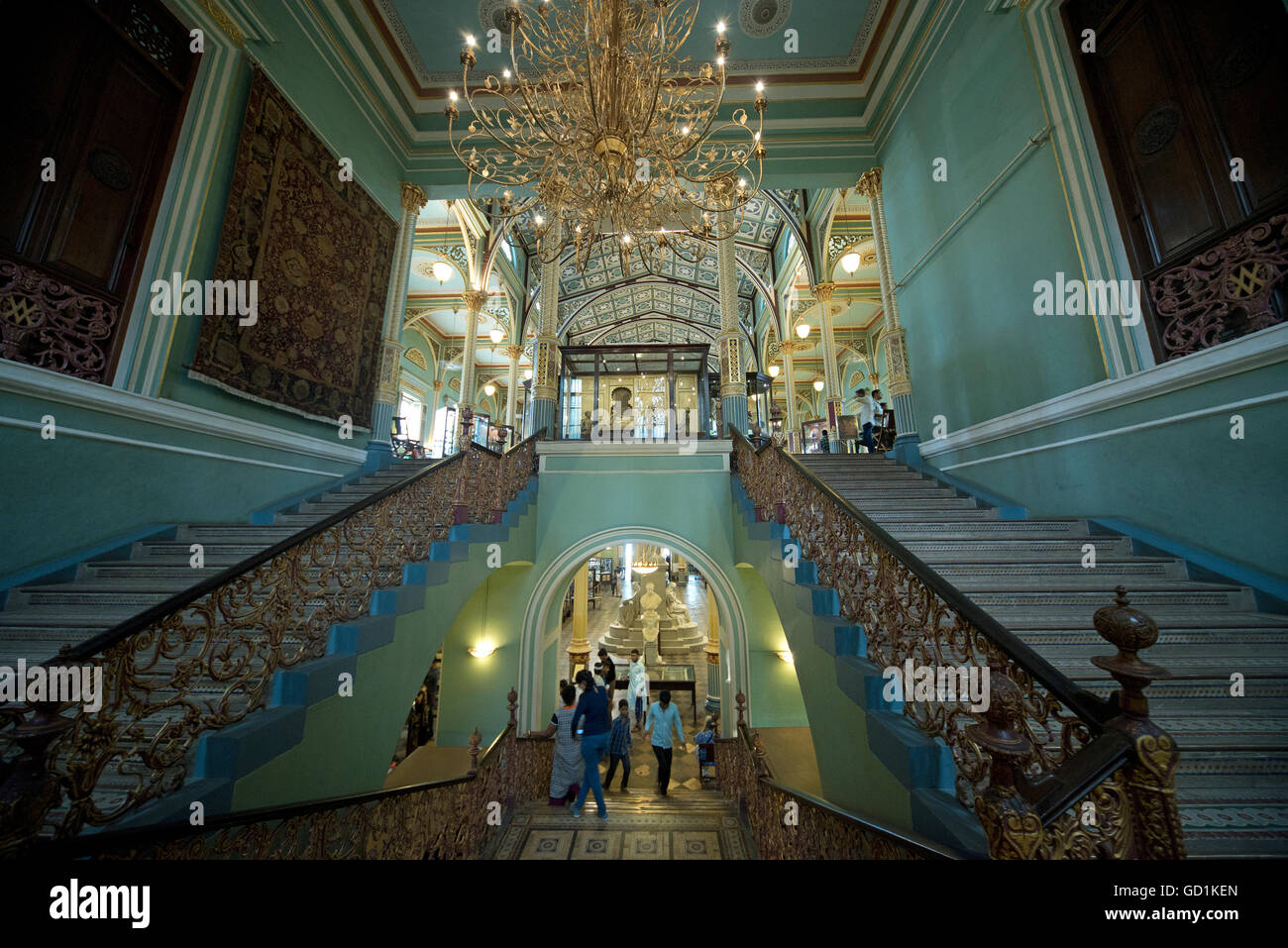 The image of Bhau Daji Lad Museum in Mumbai, India Stock Photo