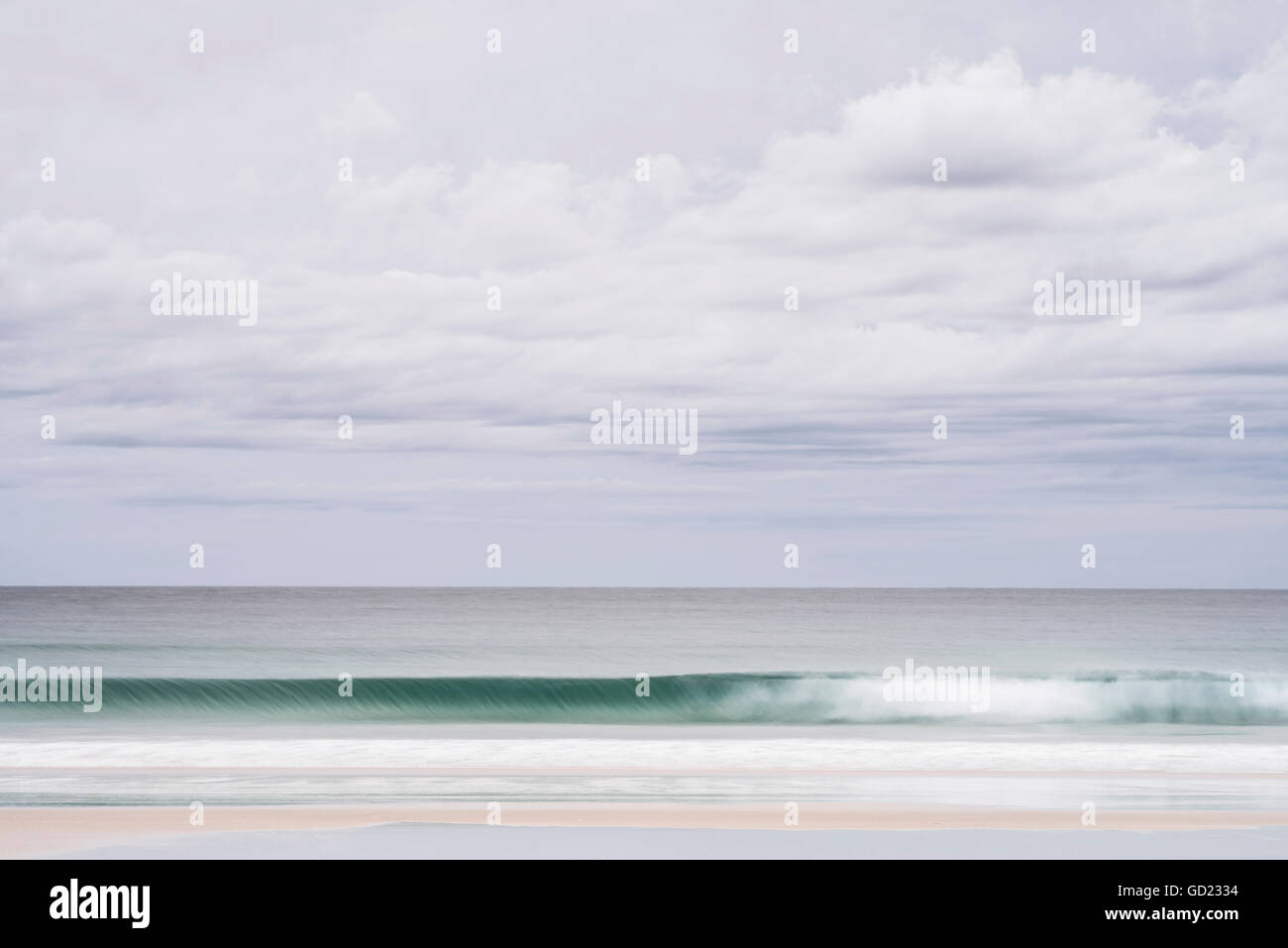 Spirits Bay, Aupouri Peninsula, Northland, North Island, New Zealand, Pacific - Stock Image