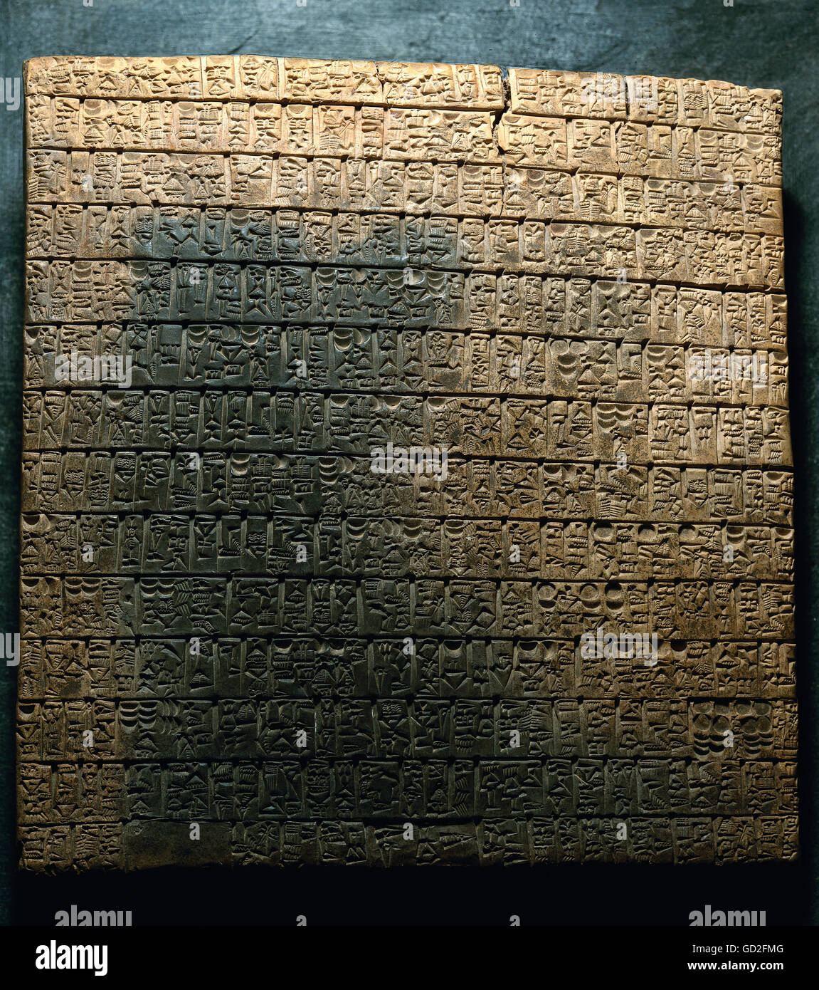 Cuneiform Script Stock Photos Cuneiform Script Stock Images Alamy