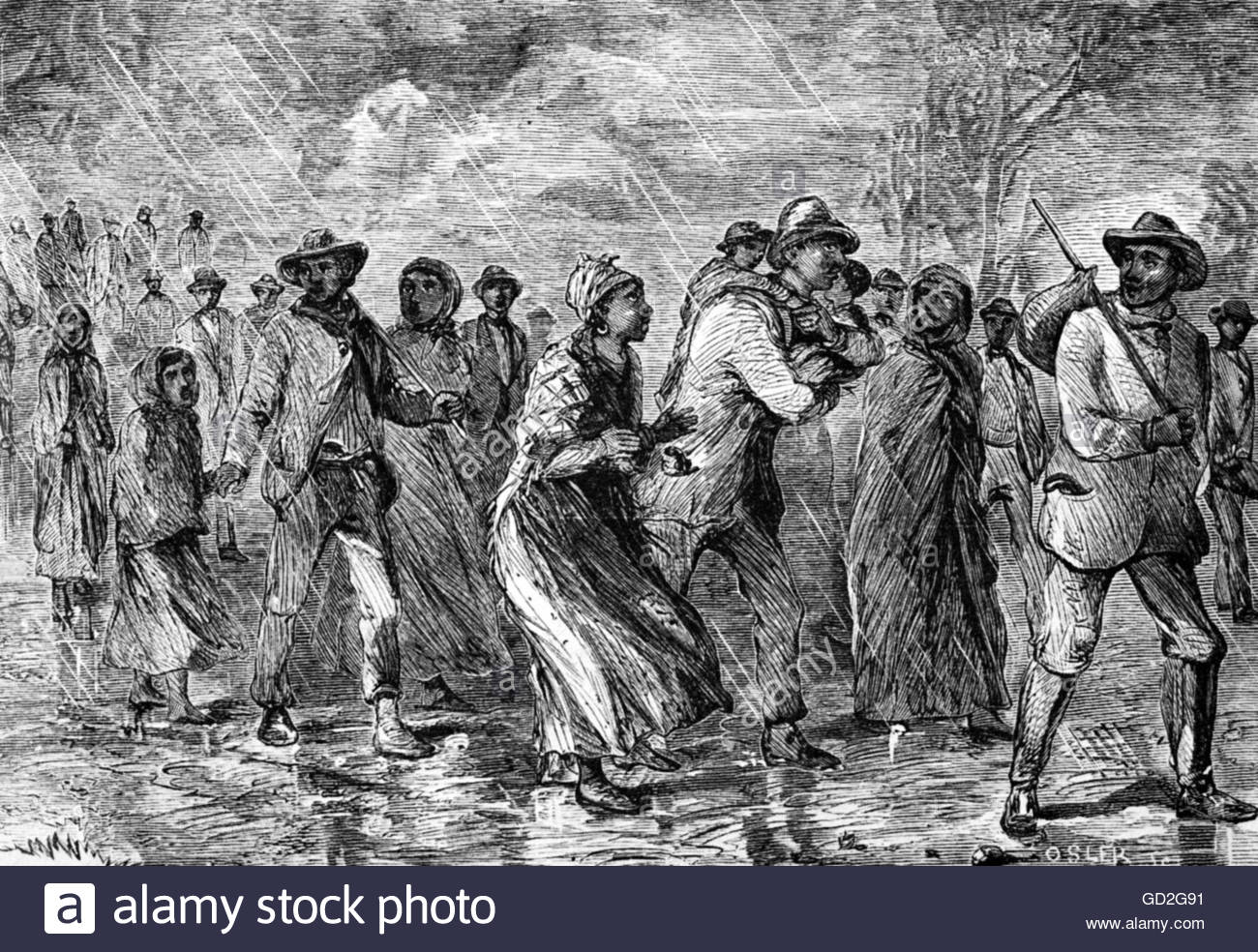 Underground Railroad Pictures A Station Of The: Underground Railroad Slavery Stock Photos & Underground