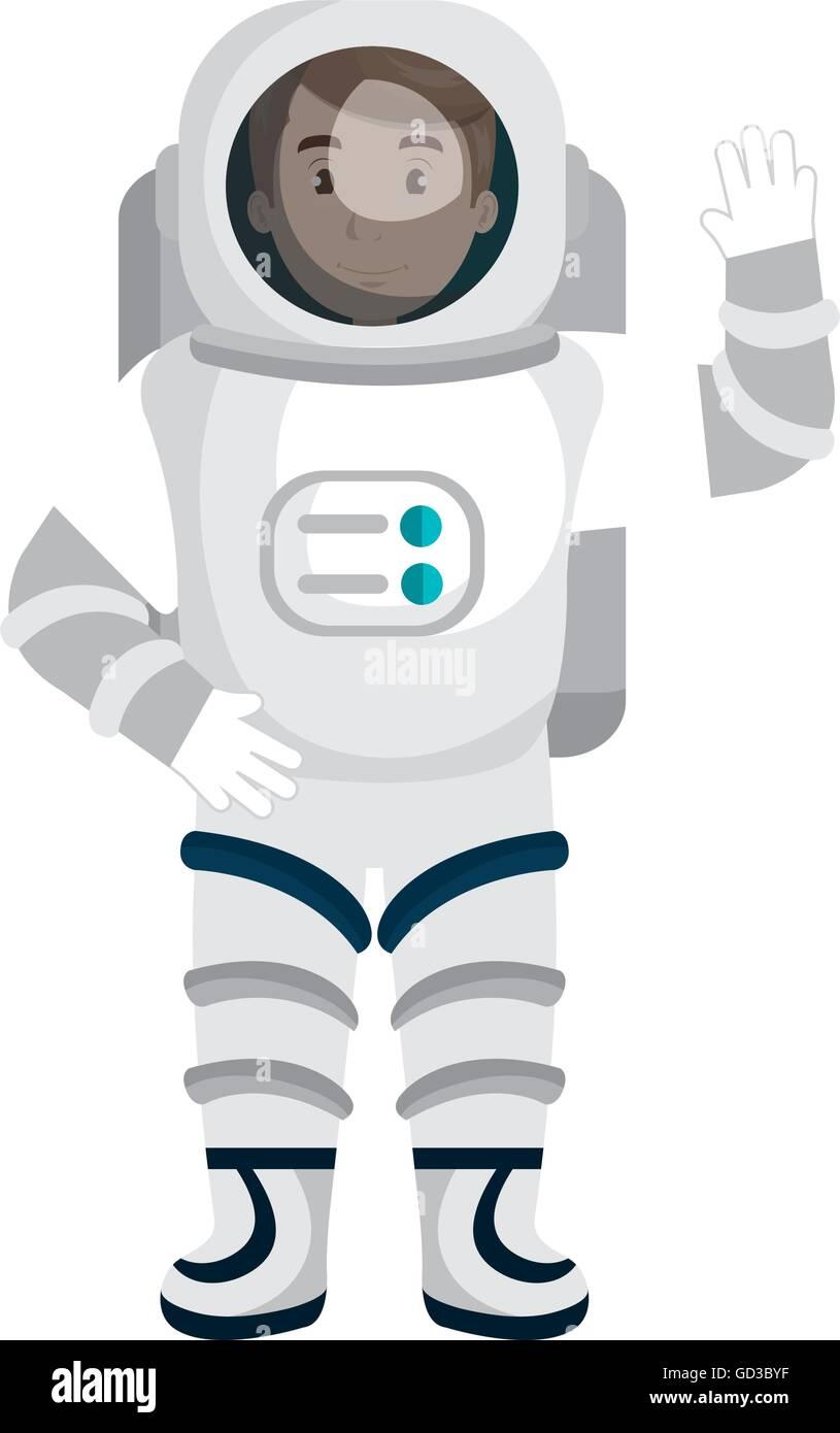 Cartoon Astronaut Stock Photos Amp Cartoon Astronaut Stock