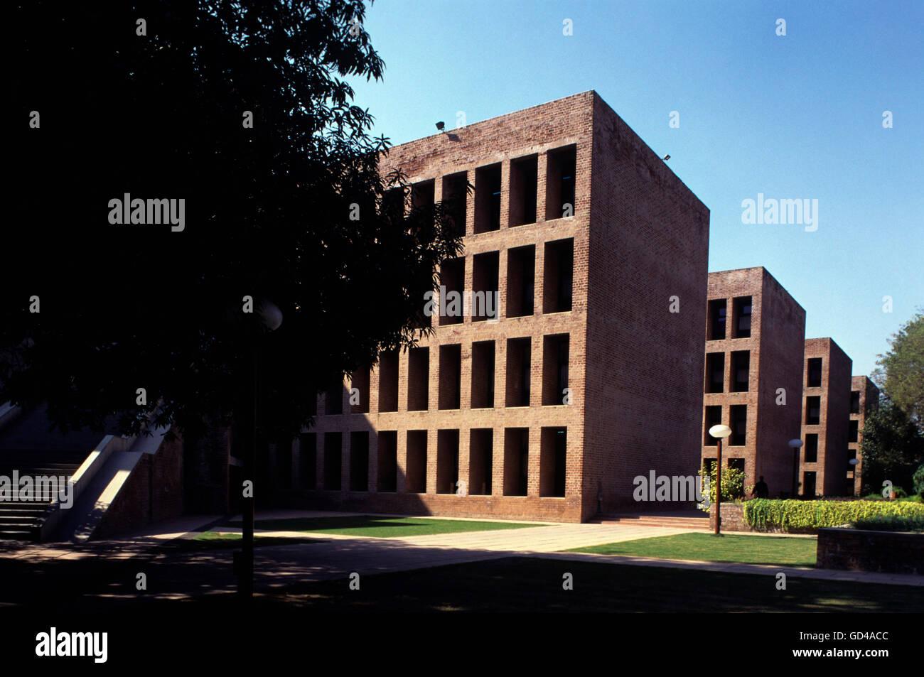 Indian Institute of Management - Stock Image