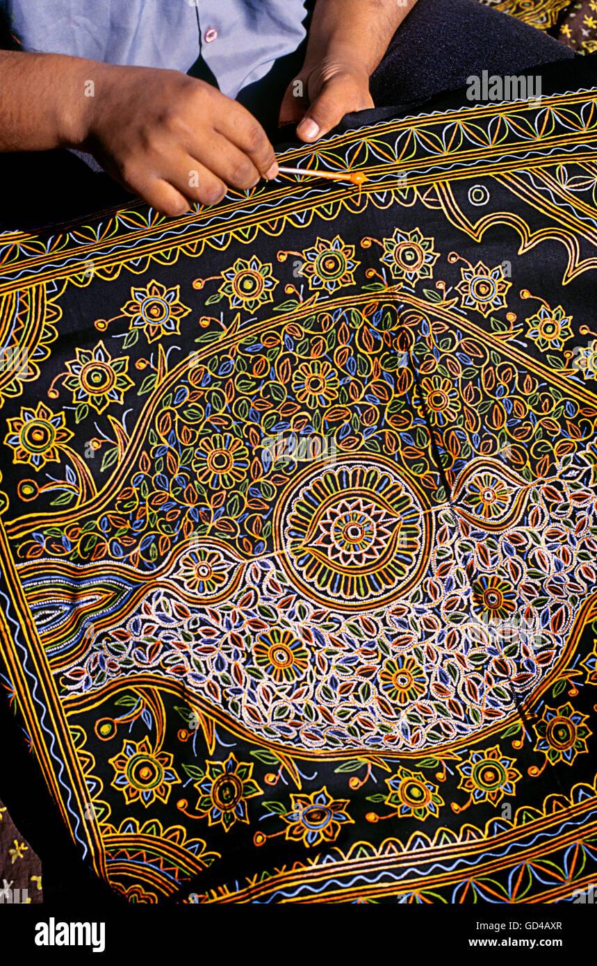 Rogan Art Kutch Gujarat High Resolution Stock Photography and Images - Alamy