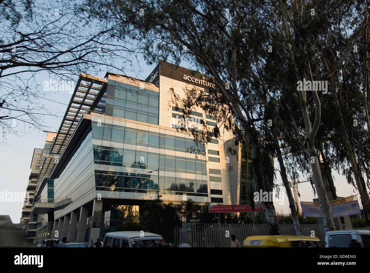 Accenture Bangalore Stock Photos & Accenture Bangalore Stock