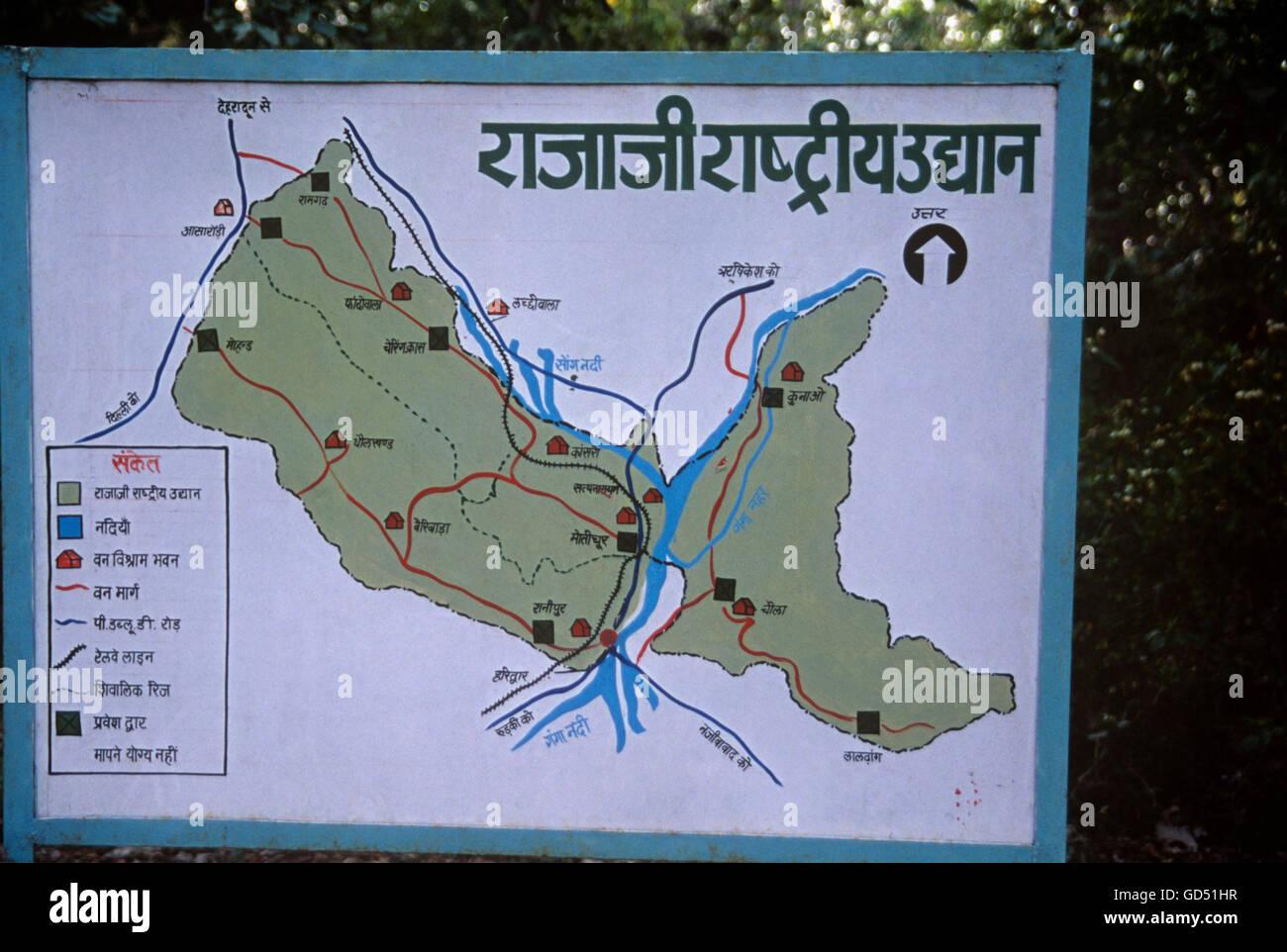 Uttaranchal Map Stock Photos & Uttaranchal Map Stock Images - Alamy