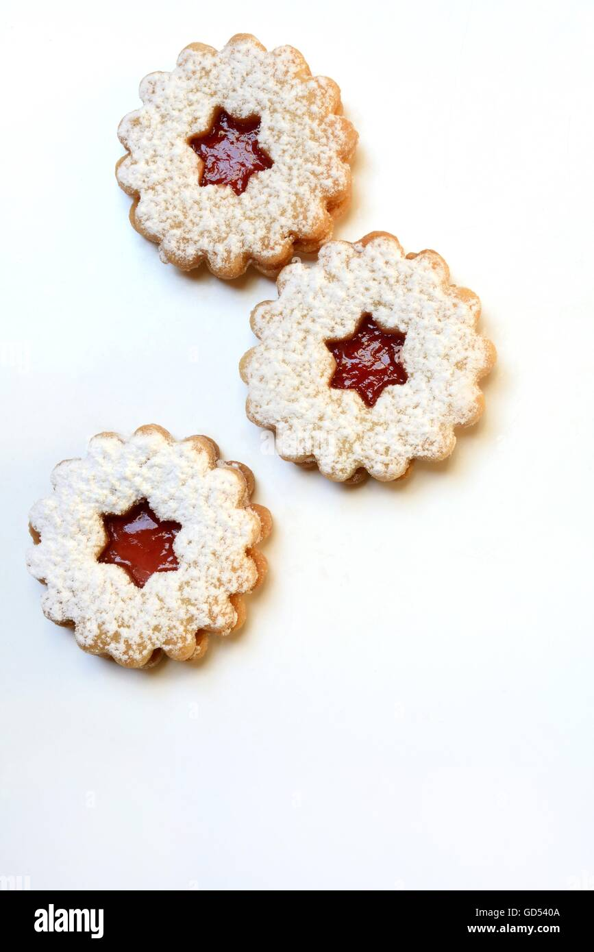 Christmas Cookie Cut Outs Stock Photos & Christmas Cookie Cut Outs ...