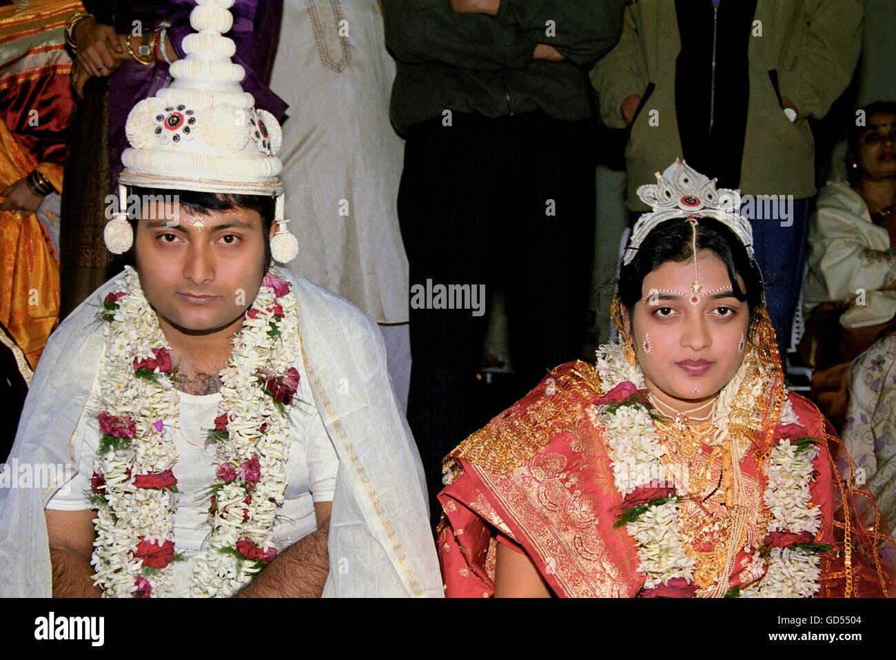 Bengali Bride Stock Photos & Bengali Bride Stock Images