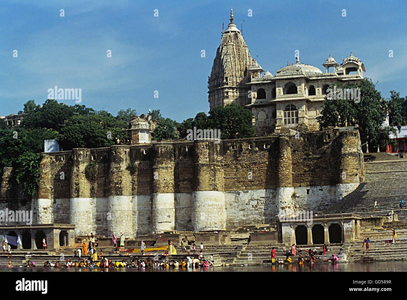 Kesar Temple - Stock Image