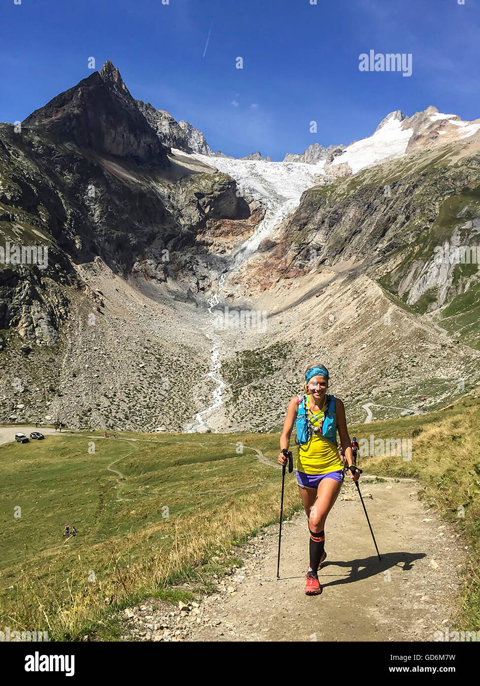 Ultra Trail High Resolution Stock Photography And Images Alamy