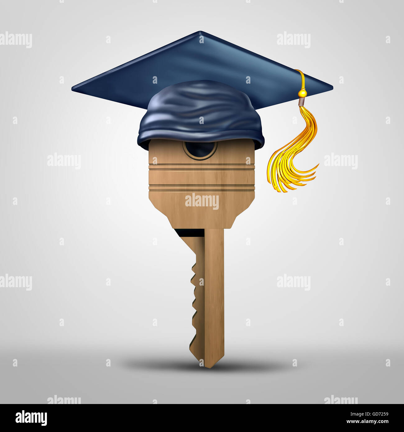 the key to success is education