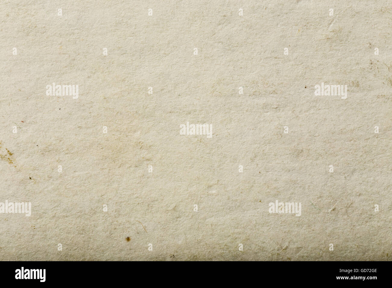 Vintage paper texture background with copy space - Stock Image